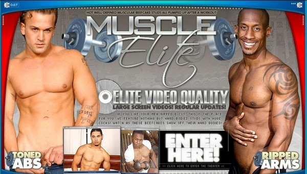 New MuscleBear Webcam Shows