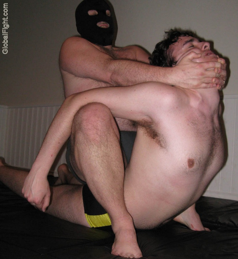 wrestlers lockingup hardcore fighting match gay bears