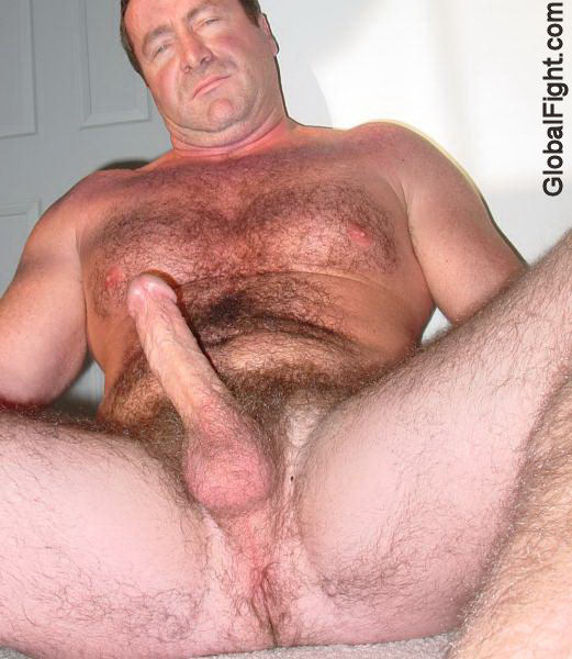 nude wrestlers hairychest coach
