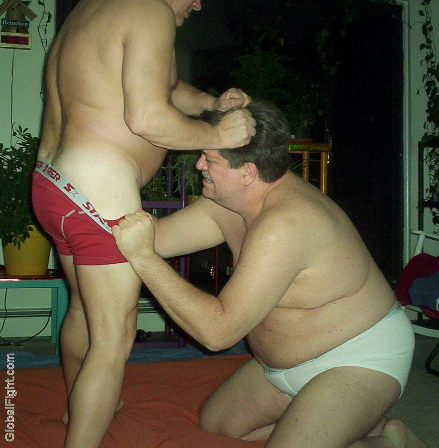 gay wrestling sex chubbychasers